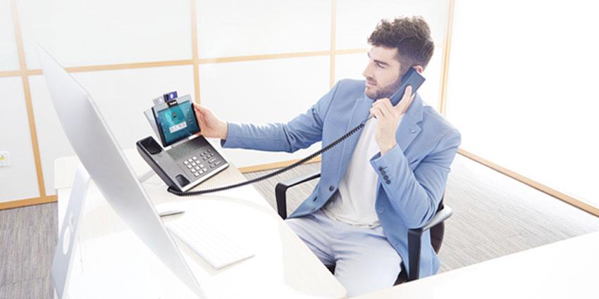 Điện thoại cố định IP phone trong Doanh nghiệp