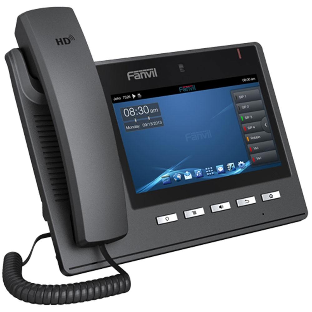 Các bước thiết lập VoIP.