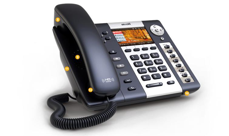 Nhược điểm của điện thoại bàn hội nghị IP