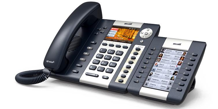 Các loại điện thoại bàn IP wifi