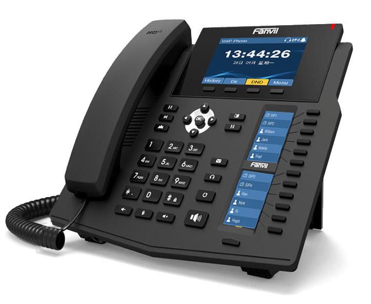 Những thiết bị cần thiết để cài đặt tổng đài VoIP.