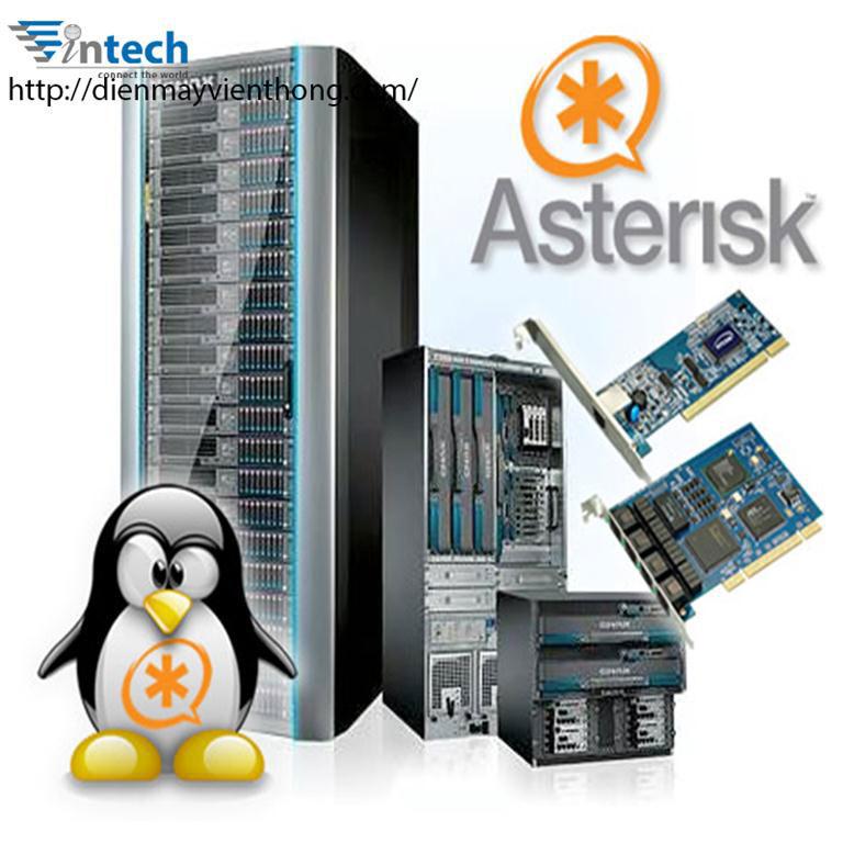 Chức năng của tổng đài Asterisk và công nghệ VoIP