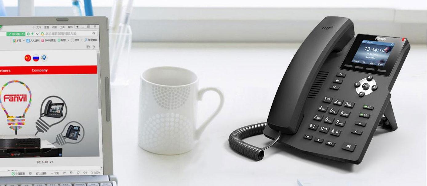 Nhân tố Internet cần lưu ý khi sử dụng tổng đài VoiP Phone.