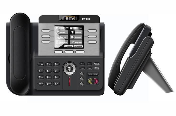 Các thành phần thiết lập tổng đài VoIP.