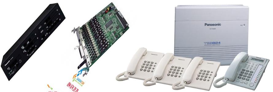 Những ưu điểm của tổng đài VoIP Panasonic.