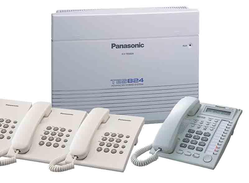 Tổng đài VoIP PanasonicKX-TES824.