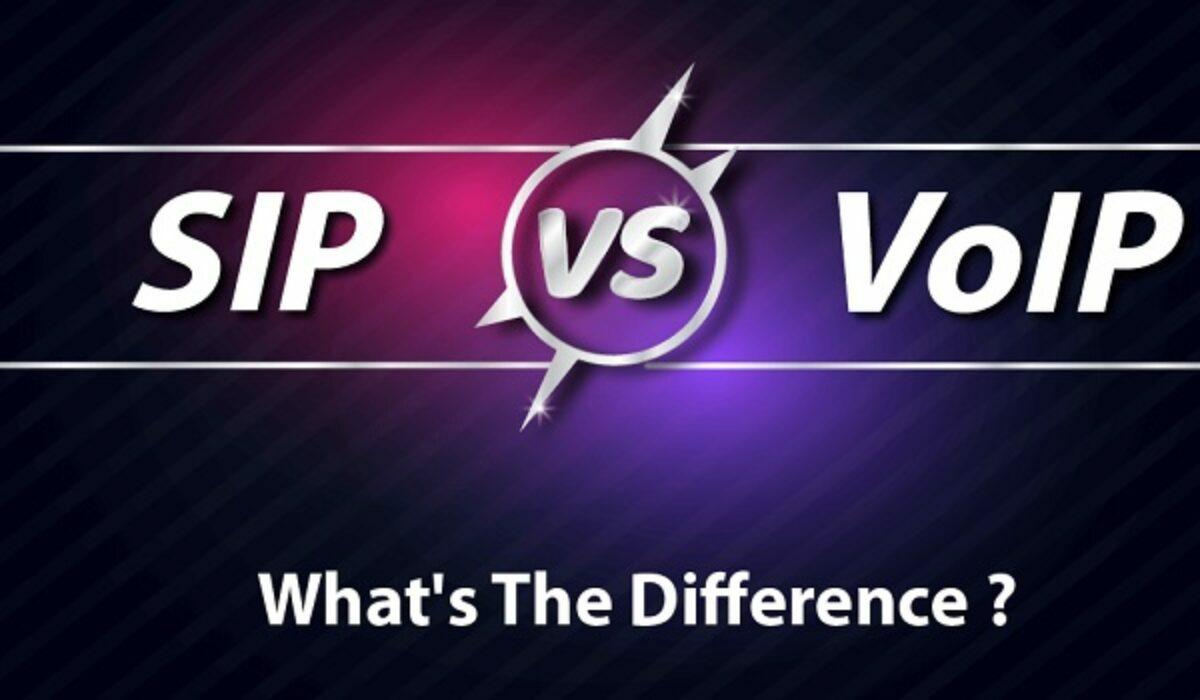 VoIP và SIP: Sự khác biệt là gì?