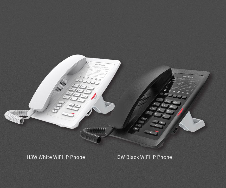 Điện thoại ip fanvil H3W