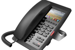 Hướng dẫn cài đặt điện thoại khách sạn Fanvil H5