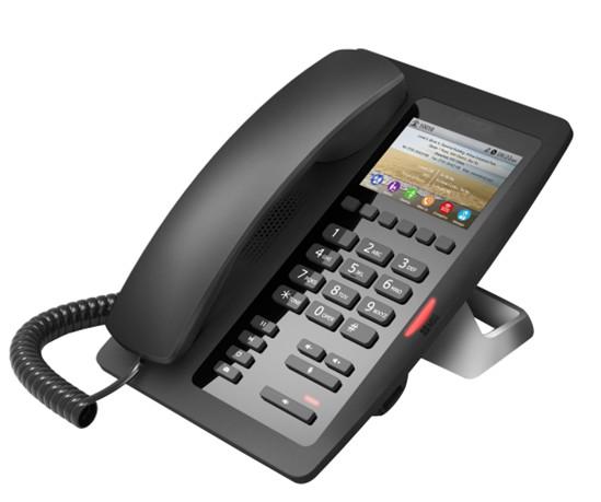 cài đặt điện thoại khách sạn Fanvil H5