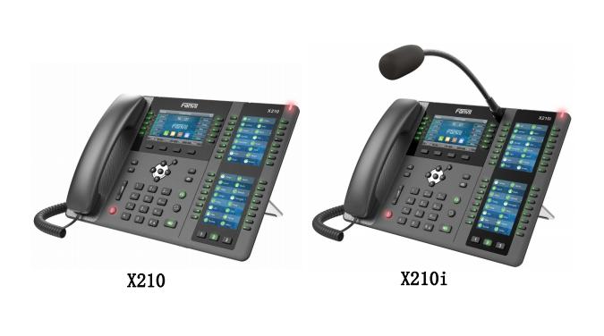 Hướng dẫn cài đặt điện thoại fanvil x210- x210i