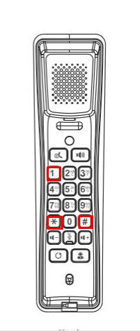Kiểm tra kết nối và điạ chỉ IP điện thoại