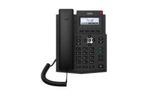 Hướng dẫn lắp đặt và cài đặt điện thoại fanvil x1s-x1sp