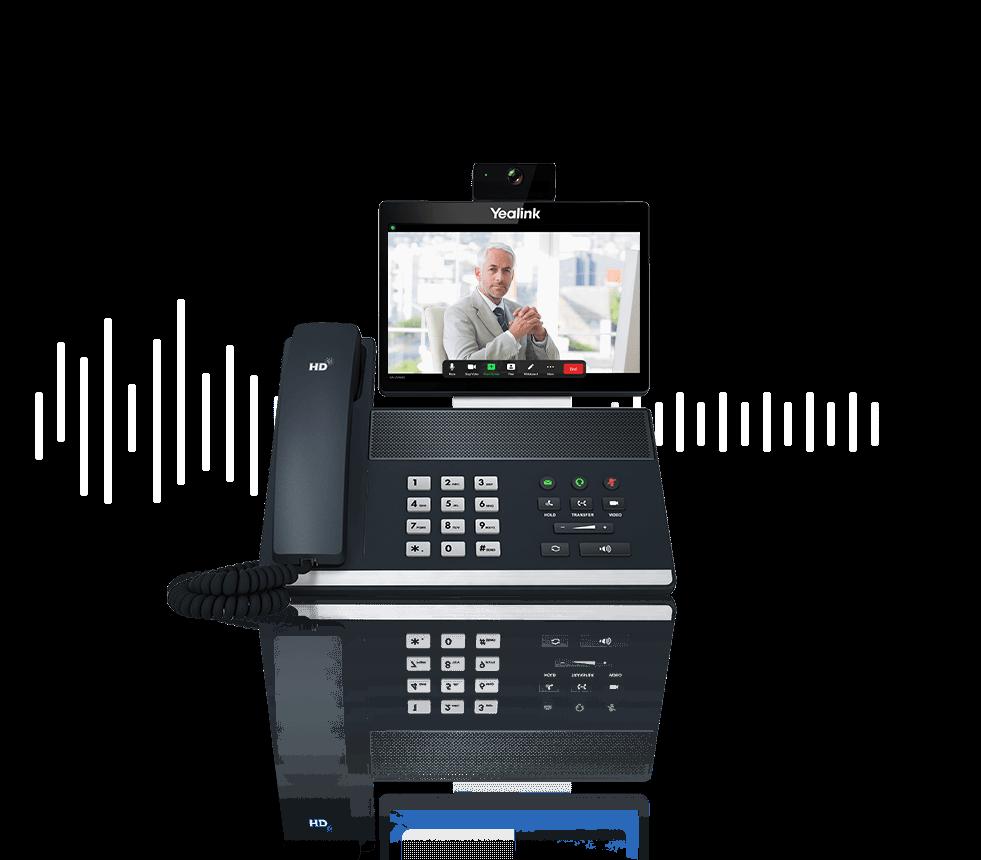 Điện thoại IP video Yealink VP59