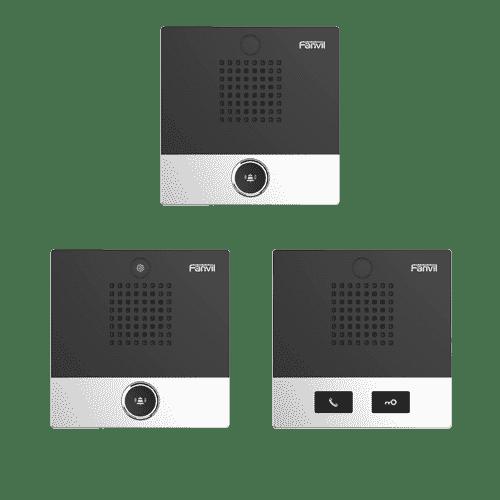 Fanvil i10S / i10SV / i10SD - Thiết bị intercom sip mini